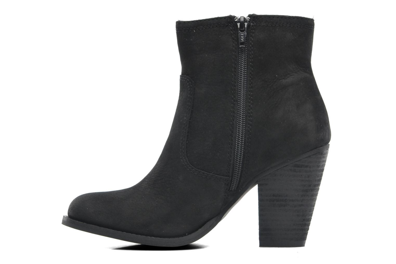 Boots en enkellaarsjes Aldo OLENALLA Zwart voorkant