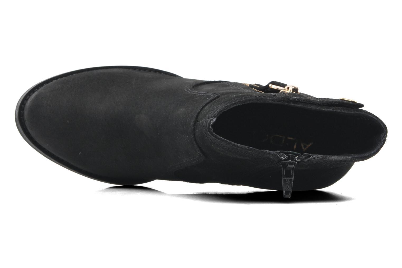 Boots en enkellaarsjes Aldo OLENALLA Zwart links