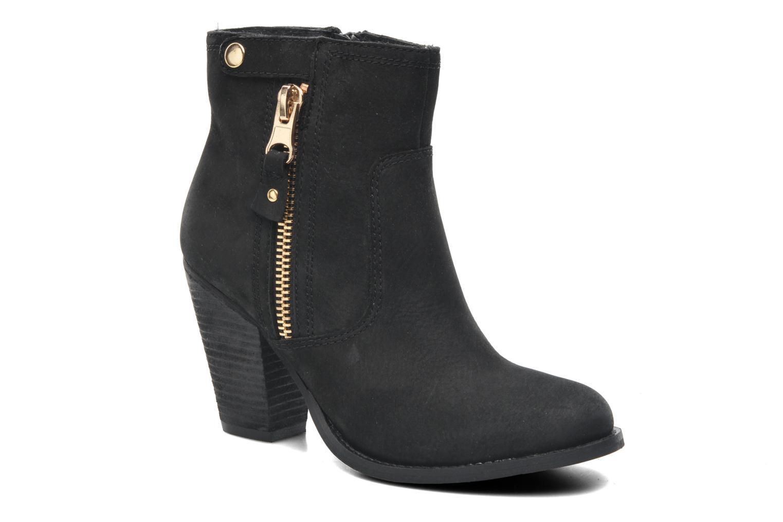 Boots en enkellaarsjes Aldo OLENALLA Zwart detail