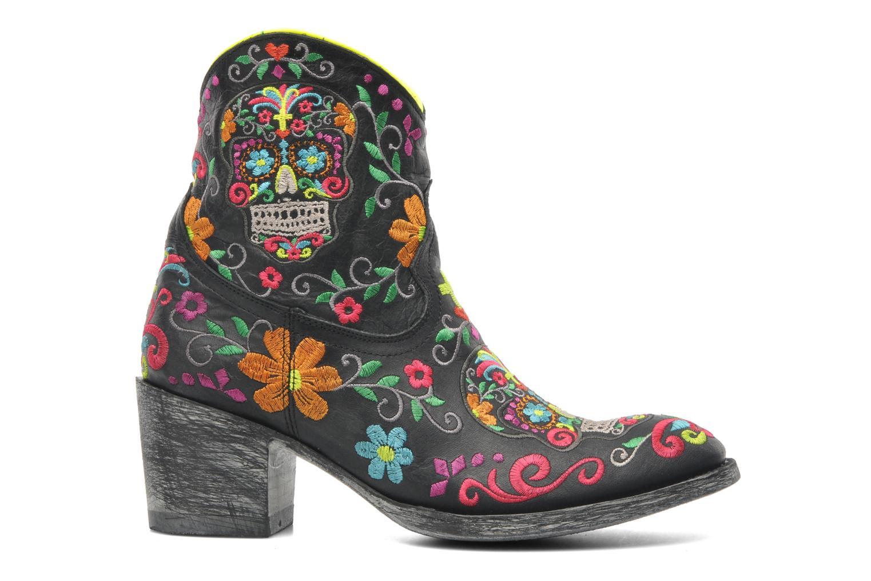 Stiefeletten & Boots Mexicana Klakzipper schwarz ansicht von hinten
