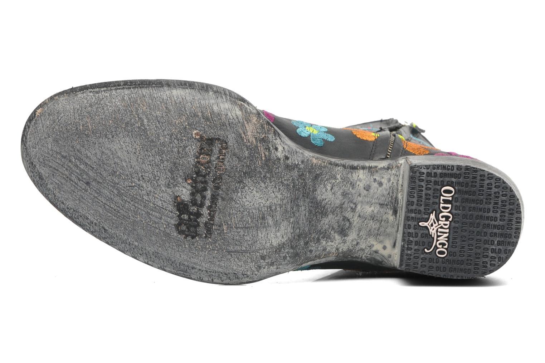 Stiefeletten & Boots Mexicana Klakzipper schwarz ansicht von oben