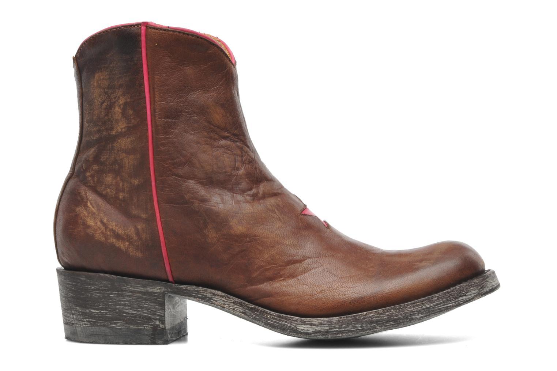 Bottines et boots Mexicana Starbrass Marron vue droite