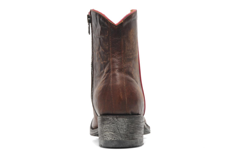 Bottines et boots Mexicana Starbrass Marron vue derrière