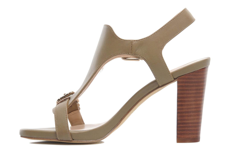 Sandales et nu-pieds Liu Jo Sandale Marianne Beige vue face