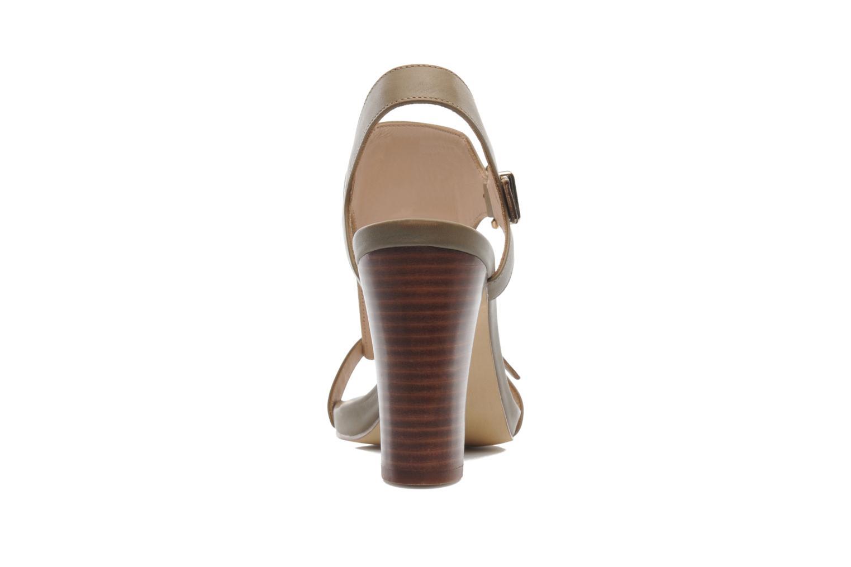 Sandales et nu-pieds Liu Jo Sandale Marianne Beige vue droite