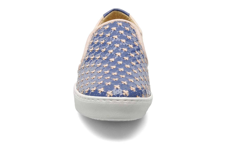 Sneaker Georgia Rose Parju blau schuhe getragen