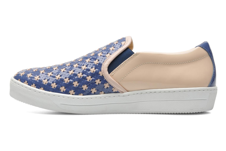 Sneakers Georgia Rose Parju Blauw voorkant