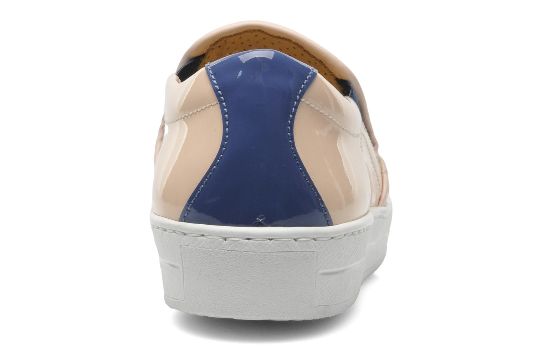 Sneakers Georgia Rose Parju Blauw rechts