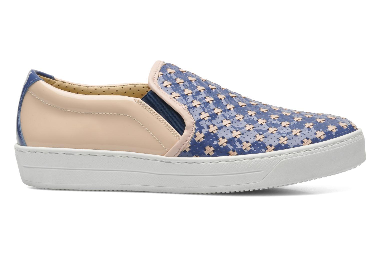 Sneakers Georgia Rose Parju Blauw achterkant