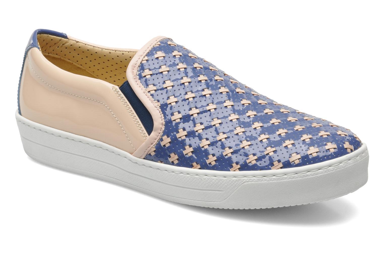 Sneakers Georgia Rose Parju Blauw detail