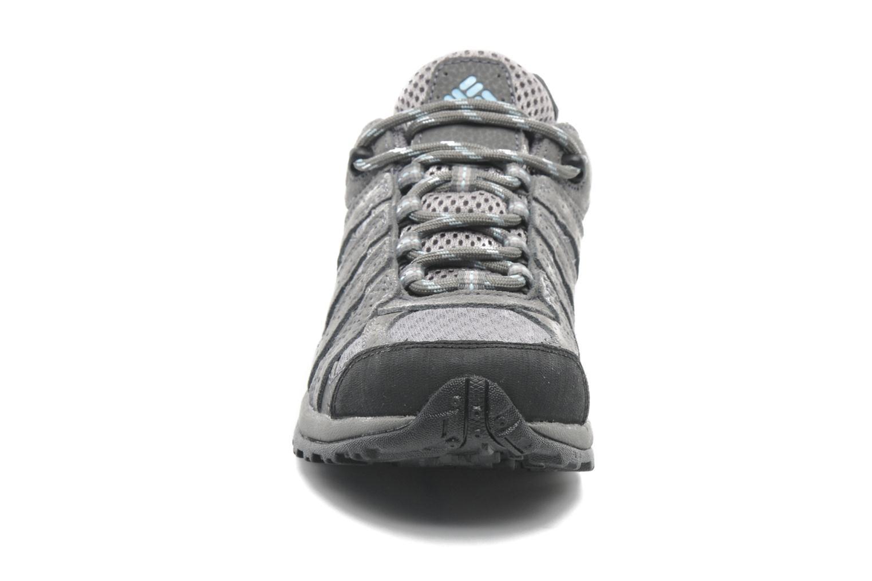 Chaussures de sport Columbia Redmond W Gris vue portées chaussures