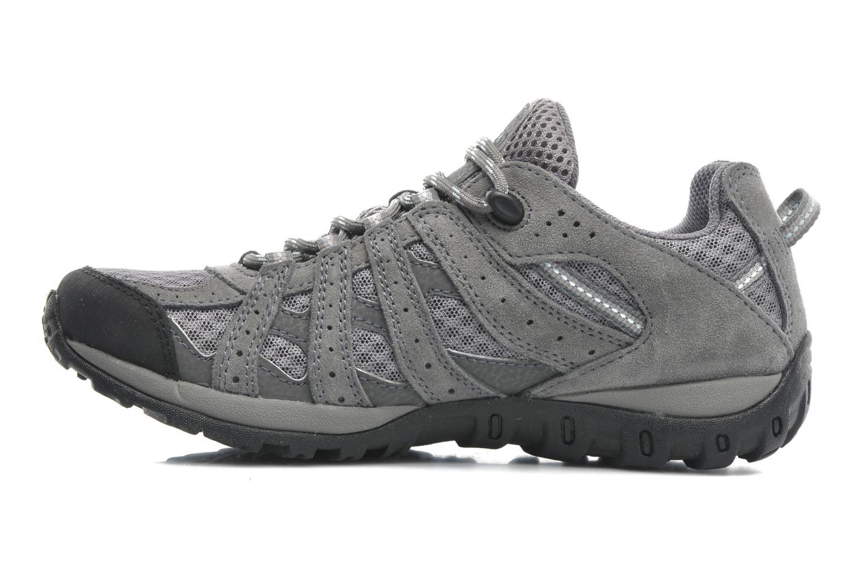 Chaussures de sport Columbia Redmond W Gris vue face