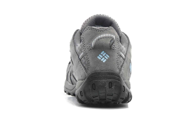 Chaussures de sport Columbia Redmond W Gris vue droite