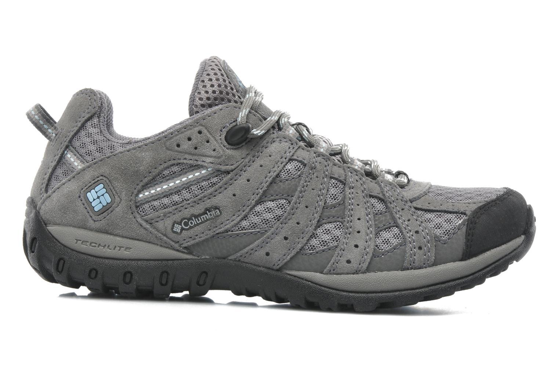 Chaussures de sport Columbia Redmond W Gris vue derrière