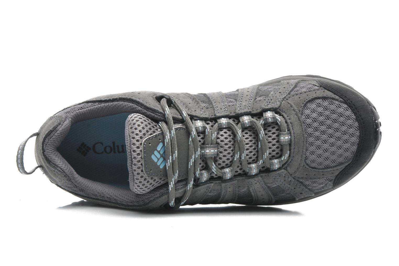 Chaussures de sport Columbia Redmond W Gris vue gauche
