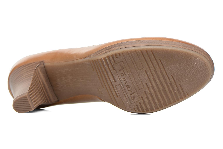 High heels Tamaris Kristy Brown view from above