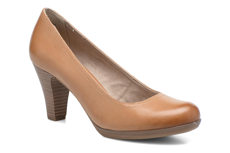 High heels Tamaris Kristy Brown detailed view/ Pair view