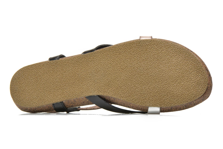 Sandales et nu-pieds Blowfish Granola Multicolore vue haut