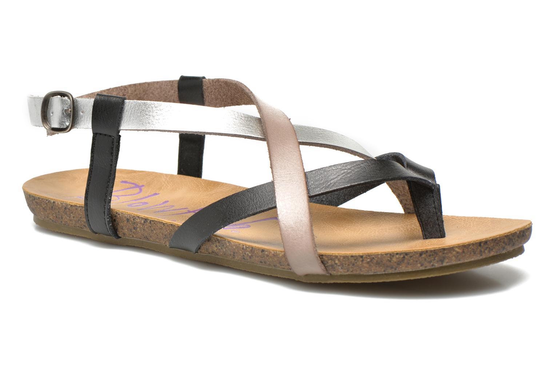 Sandales et nu-pieds Blowfish Granola Multicolore vue détail/paire