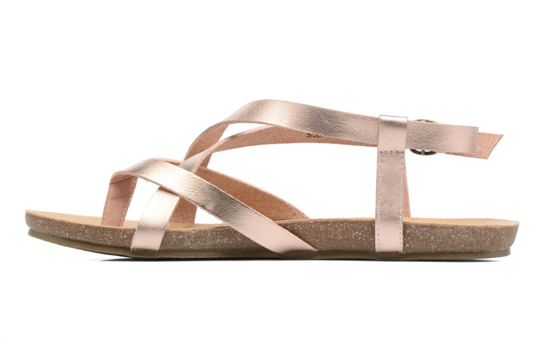Sandals Blowfish Granola Pink front view
