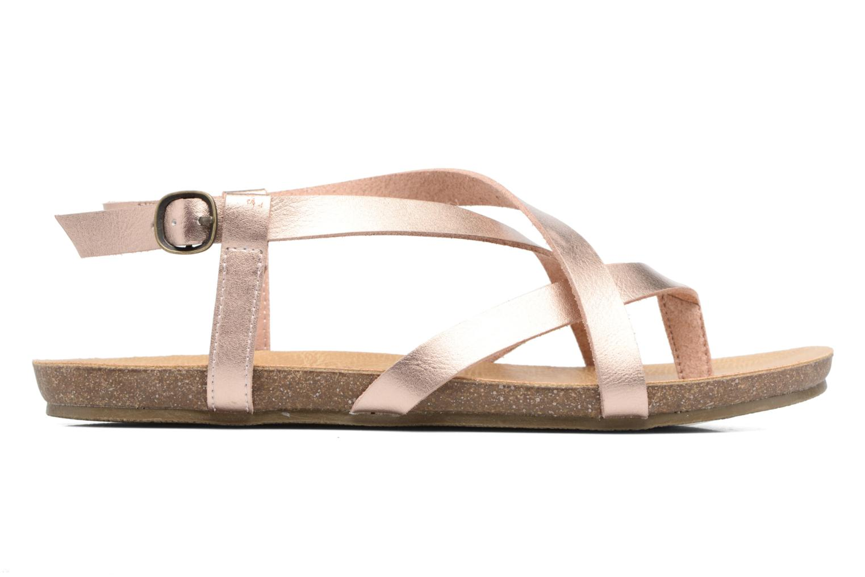 Sandals Blowfish Granola Pink back view