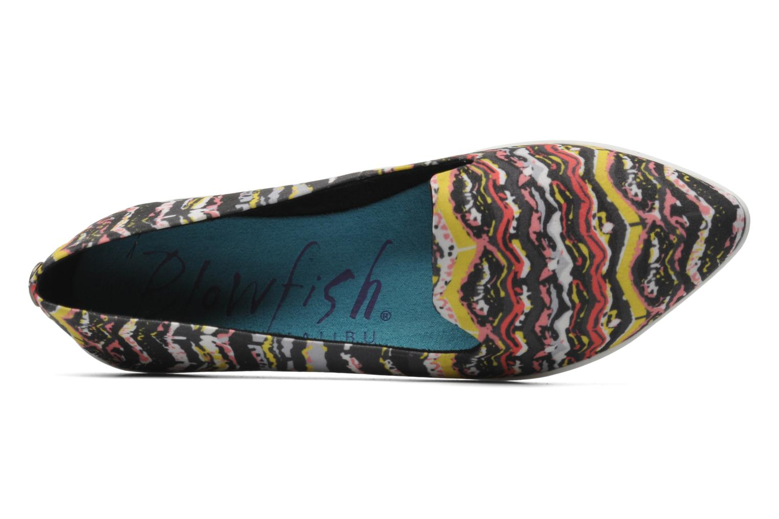Ballet pumps Blowfish Cleo Multicolor view from the left