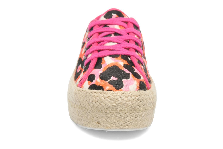 Baskets Colors of California Ideal Rose vue portées chaussures