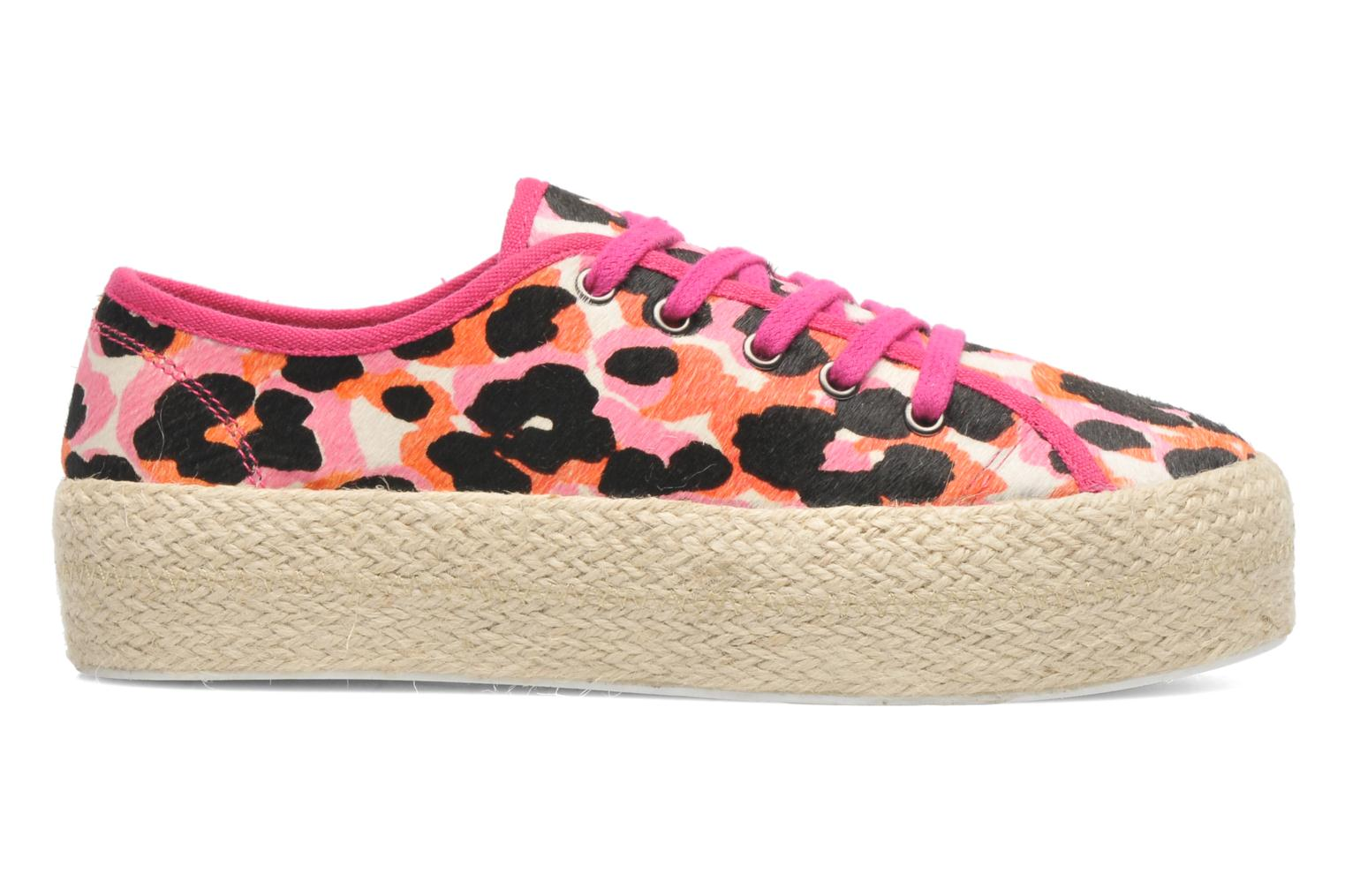 Sneaker Colors of California Ideal rosa ansicht von hinten