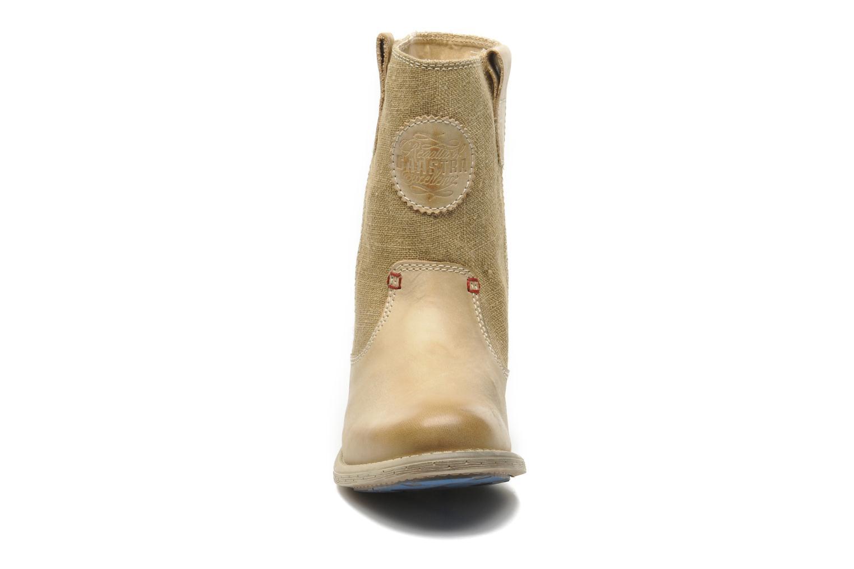 Bottines et boots Gaastra Carrack Beige vue portées chaussures