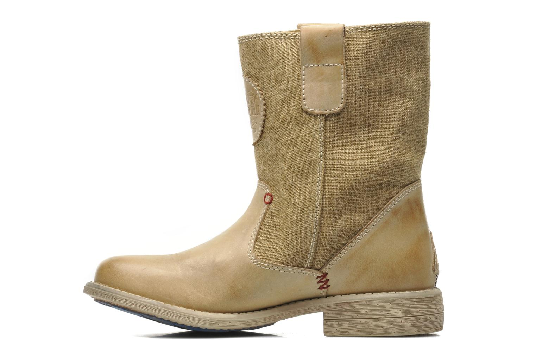 Bottines et boots Gaastra Carrack Beige vue face