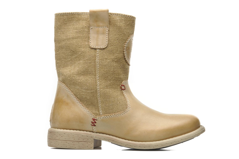 Bottines et boots Gaastra Carrack Beige vue derrière