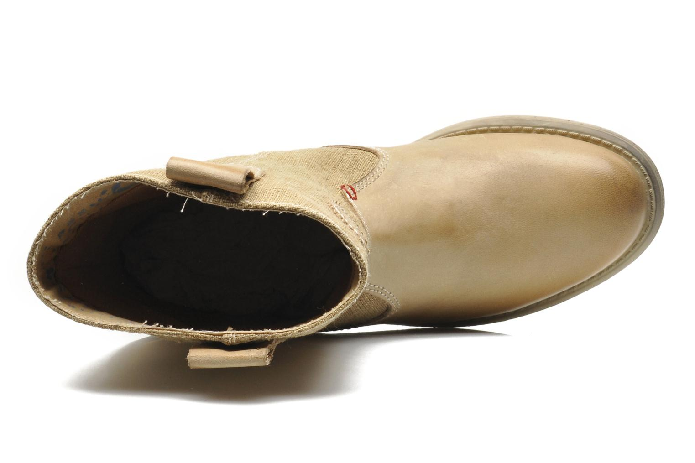 Bottines et boots Gaastra Carrack Beige vue gauche