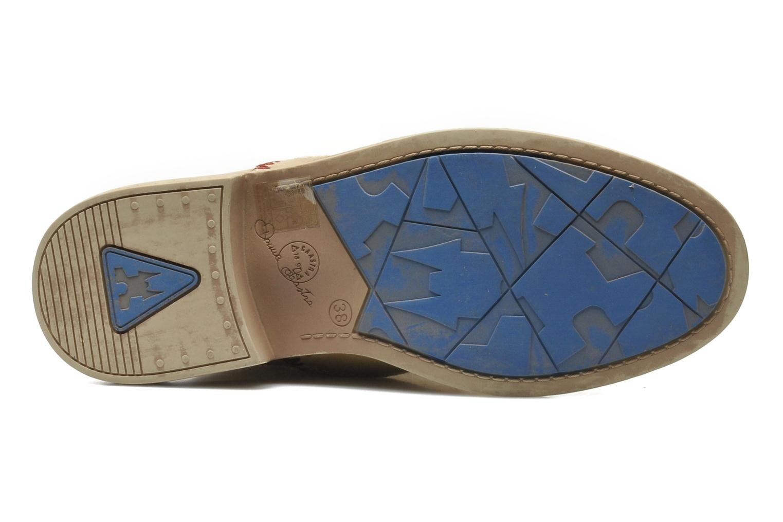Bottines et boots Gaastra Carrack Beige vue haut