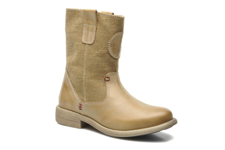 Bottines et boots Gaastra Carrack Beige vue détail/paire