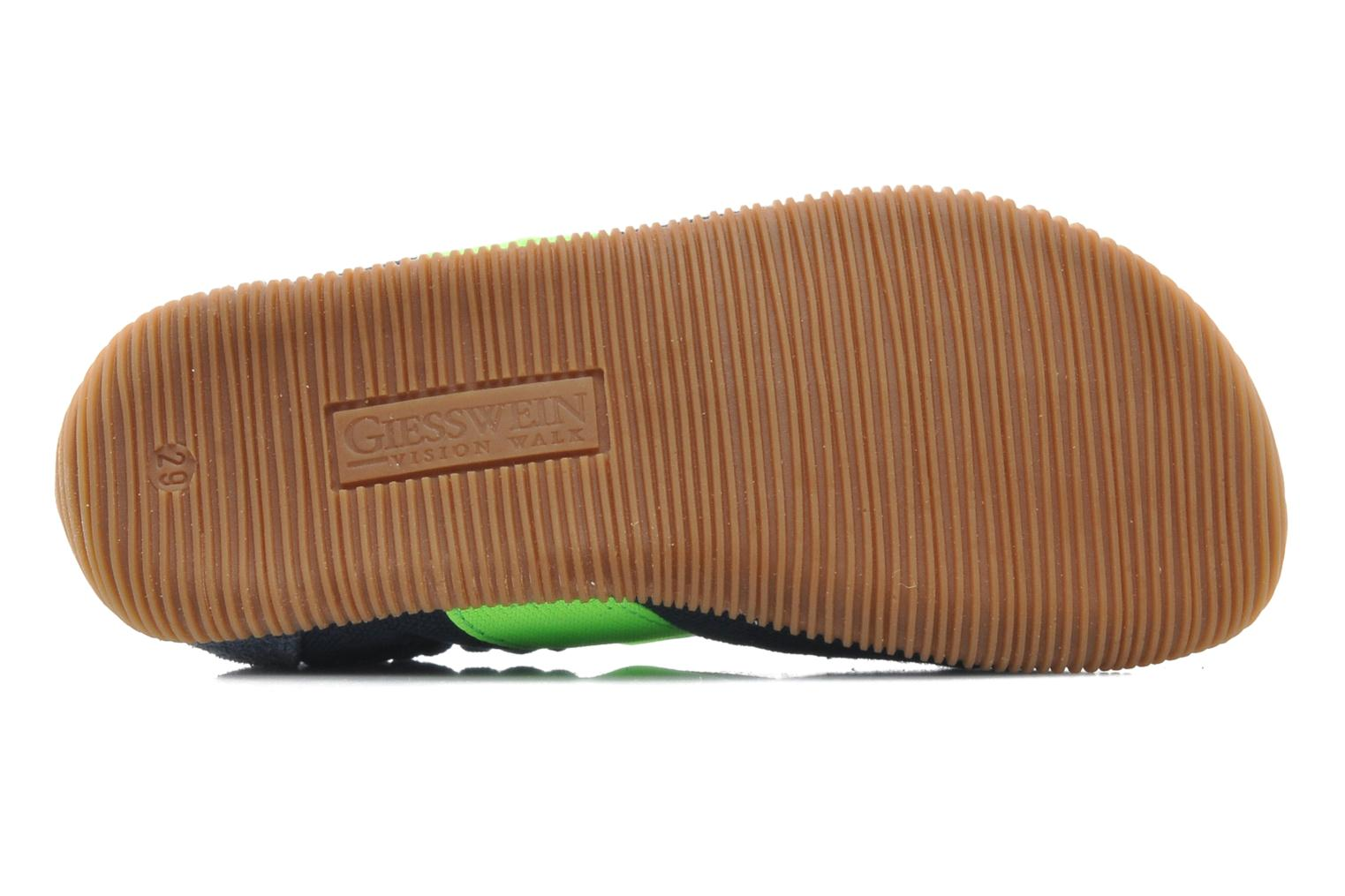 Slippers Giesswein Stubenberg Slim Fit Blue view from above