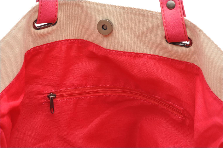 Handväskor Little Marcel Sodali Rosa bild från baksidan