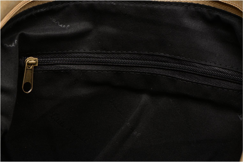 Handtaschen Little Marcel Scandal beige ansicht von hinten