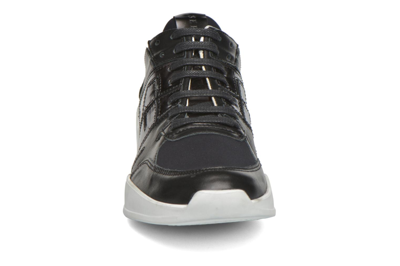 Baskets Serafini Chicago 3 Noir vue portées chaussures