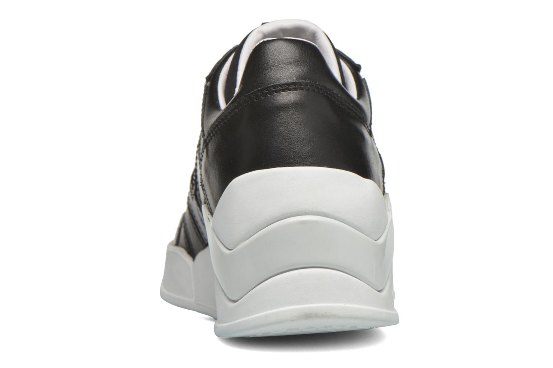Baskets Serafini Chicago 3 Noir vue droite
