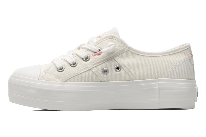 Sneakers Coolway Daniela Wit voorkant
