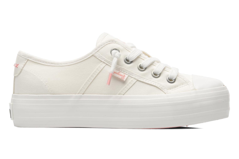 Sneakers Coolway Daniela Wit achterkant