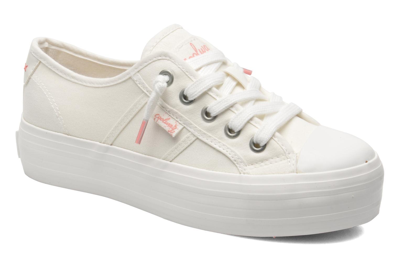 Sneakers Coolway Daniela Wit detail