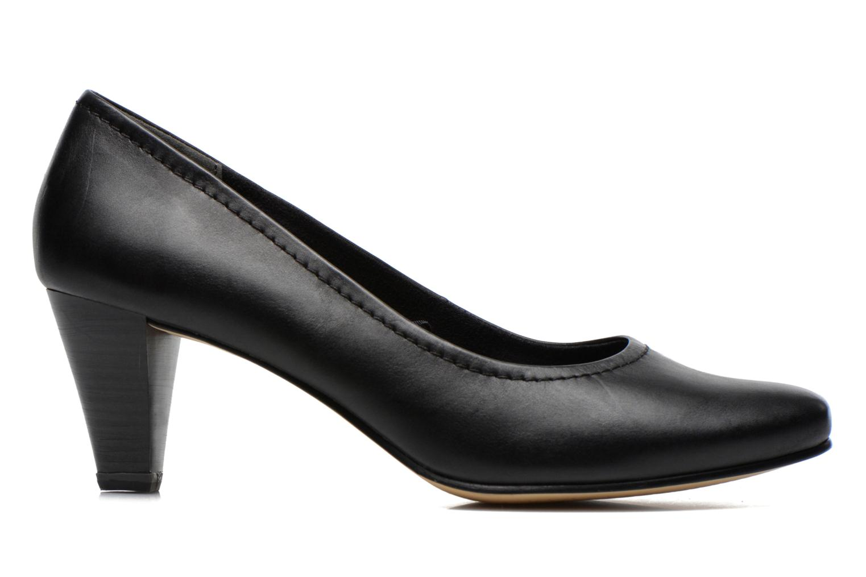 Pumps Jana shoes Bossy schwarz ansicht von hinten