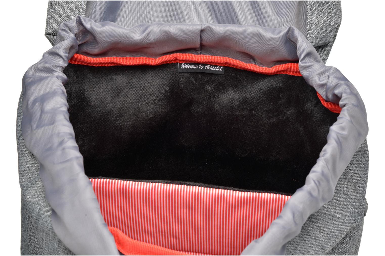 Ryggsäckar Herschel Little America mv Grå bild från baksidan