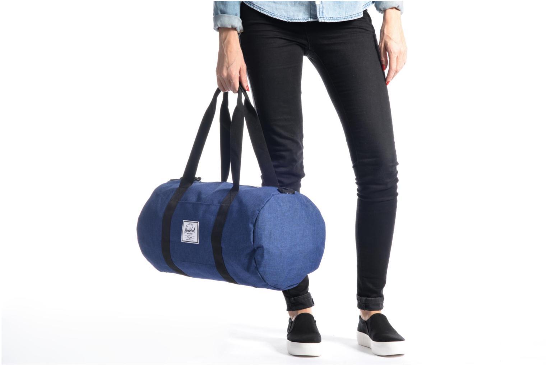 Sporttaschen Herschel Sutton mv blau ansicht von oben