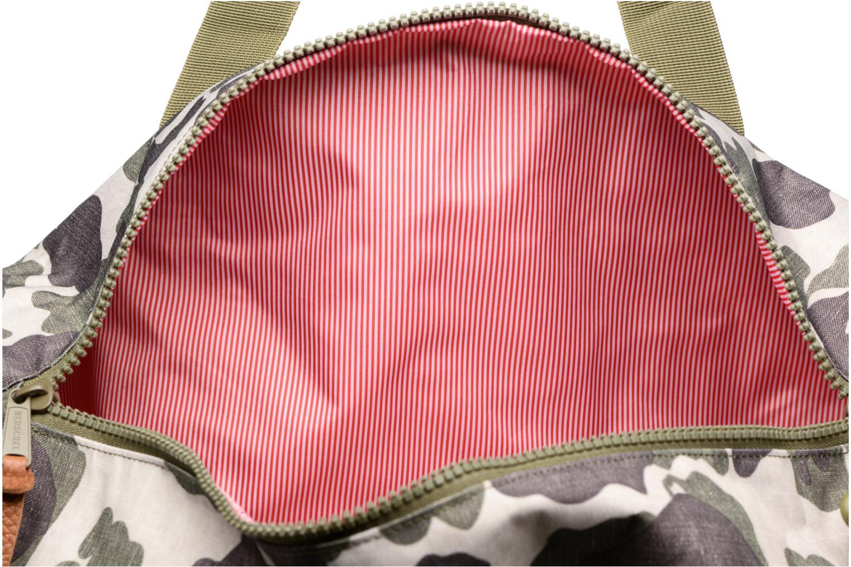 Sporttaschen Herschel Sutton mv grün ansicht von hinten