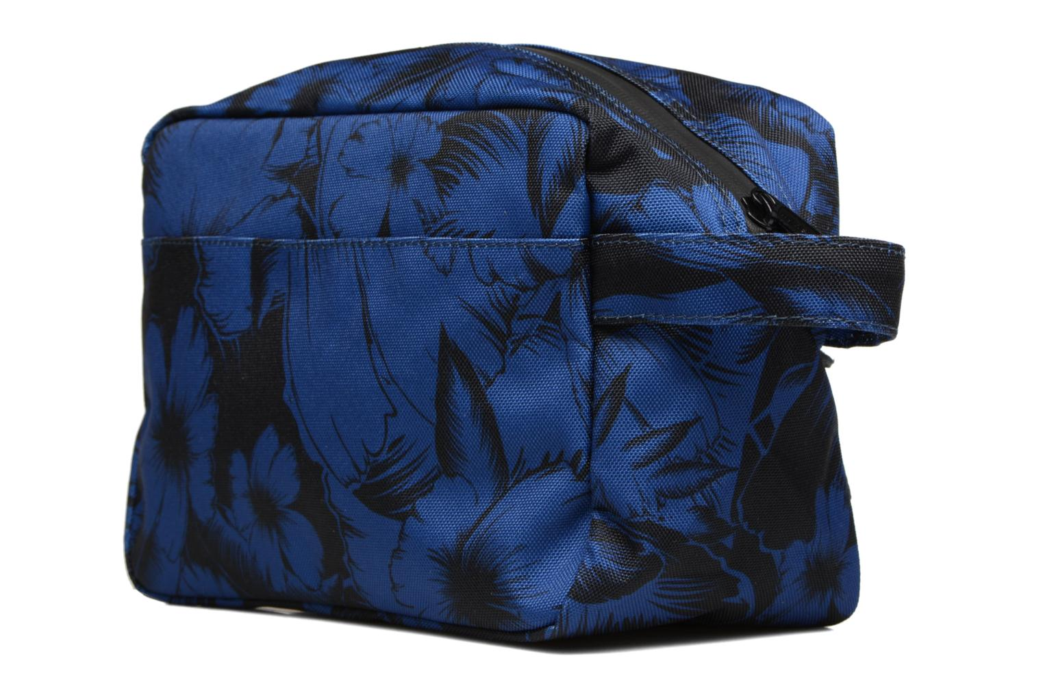 Luggage Herschel Chapter Blue view from the right