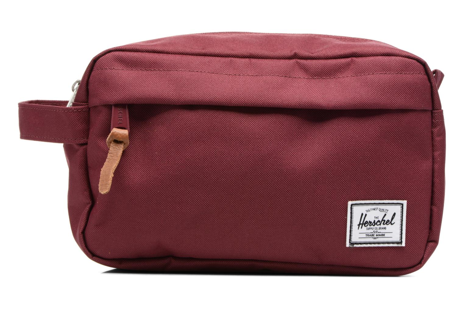 Luggage Herschel Chapter Burgundy detailed view/ Pair view