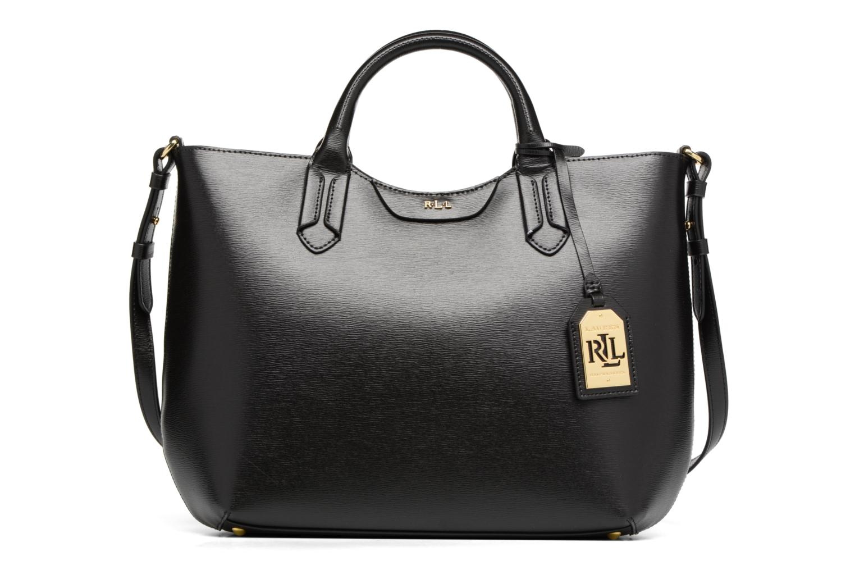 Handväskor Lauren by Ralph Lauren Tate Convertible tote Svart detaljerad bild på paret