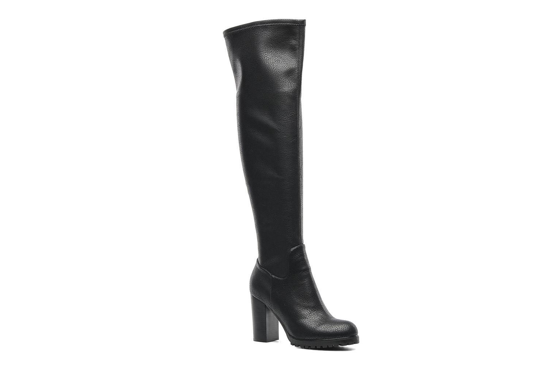 Stiefel Buffalo Granda schwarz detaillierte ansicht/modell